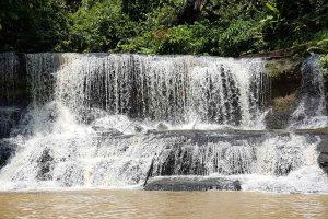 Air Terjun Kincir - air terjun di lampung utara - Yandigsa