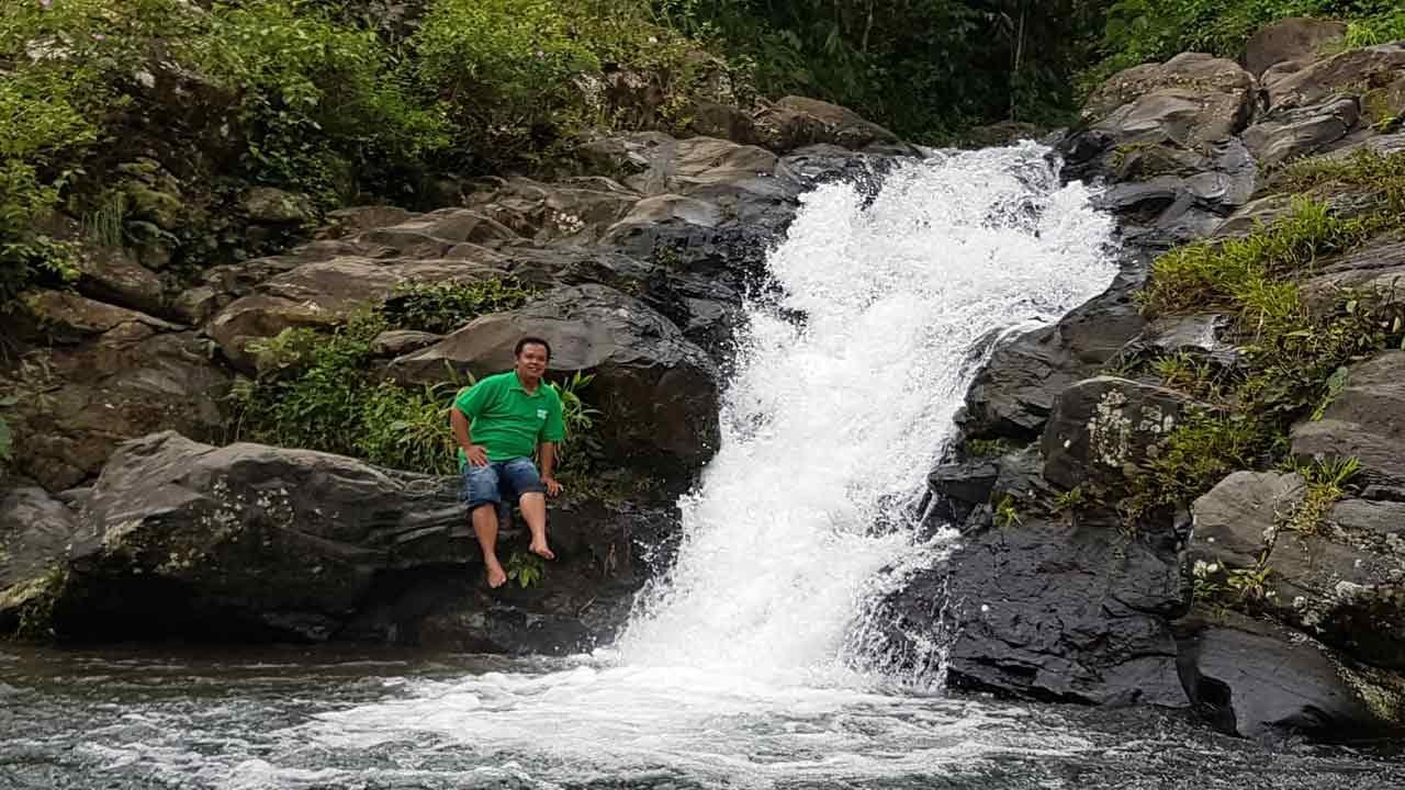 Air Terjun Saung Nage - air terjun di lampungutara - Yandigsa