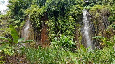 Air Terjun Temiangan - air terjun di lampung utara - Yandigsa