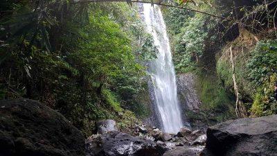 Air Terjun Thamrin - air terjun di lampung utara - Yandigsa