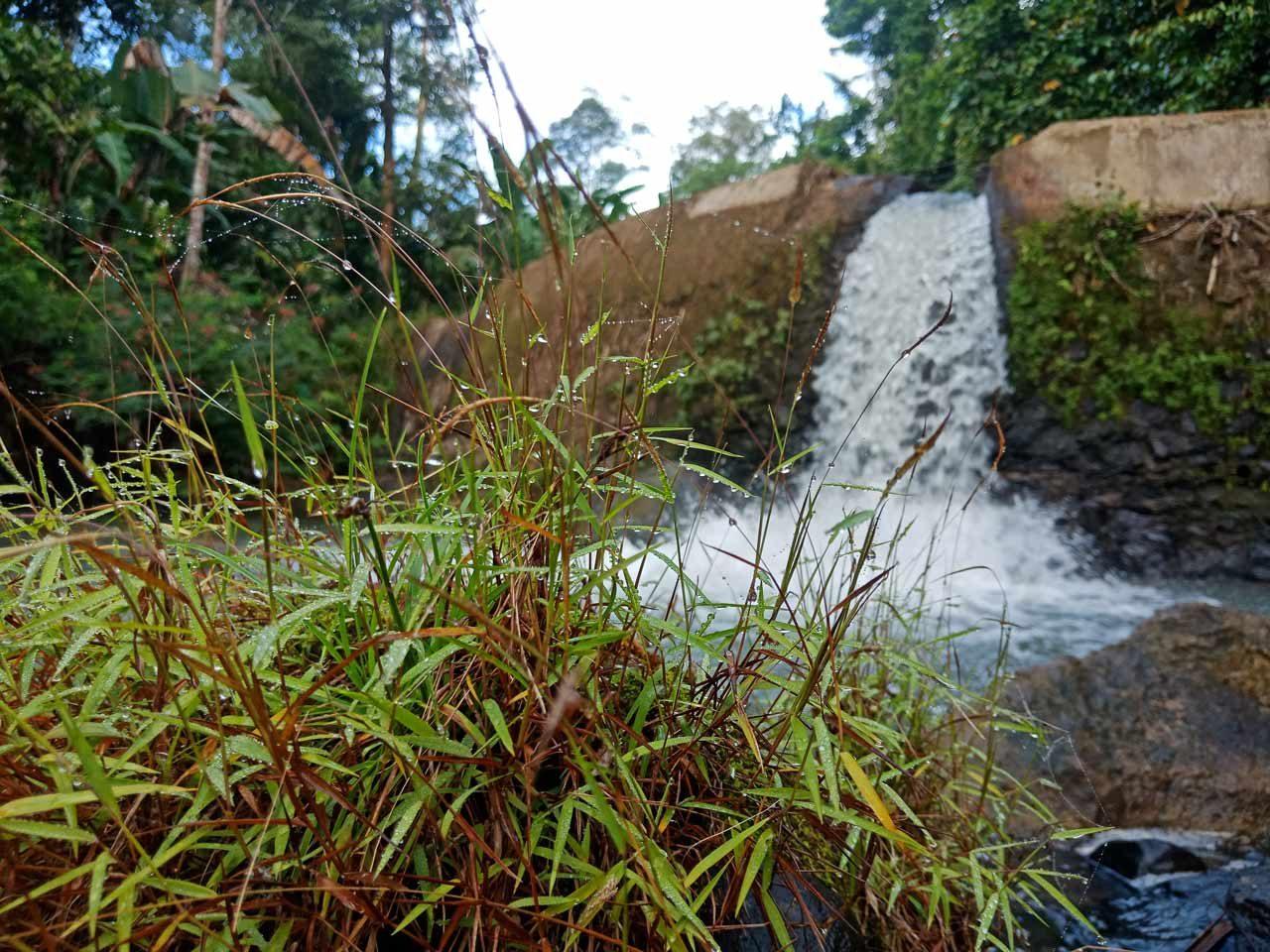 Air Terjun Talang Mulya - Teluk Pandan