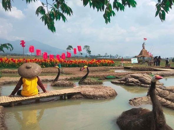 Foto Taman Sabin Pringsewu - @kutaheriawan