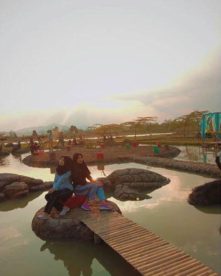 Taman Sabin Pringsewu - @nurfadilah_maha_rani
