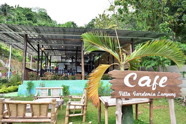 cafe villa_gardenialampung
