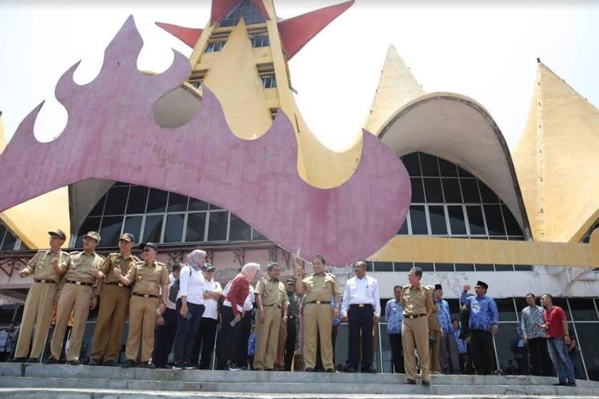 destinasi wisata Bakauheni Lampung - Humas Provinsi Lampung