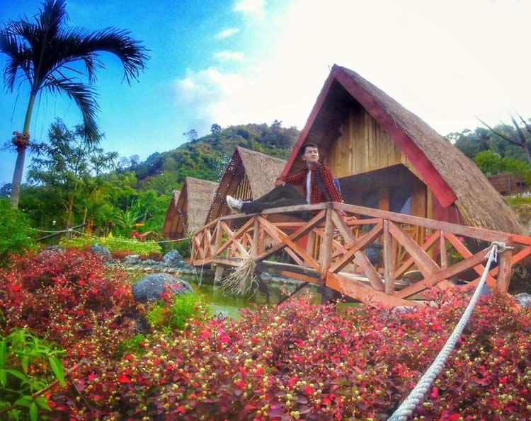 wisata villa gardenia lampung - fajarfreestyle