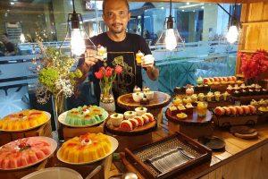 Santan Restaurant - Hotel Horison Lampung - Yopie Pangkey