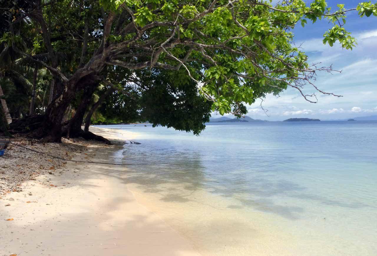 Pantai Labuan Jaya- Pagar Jaya - Pesawaran - kelilinglampung - Yopie Pangkey