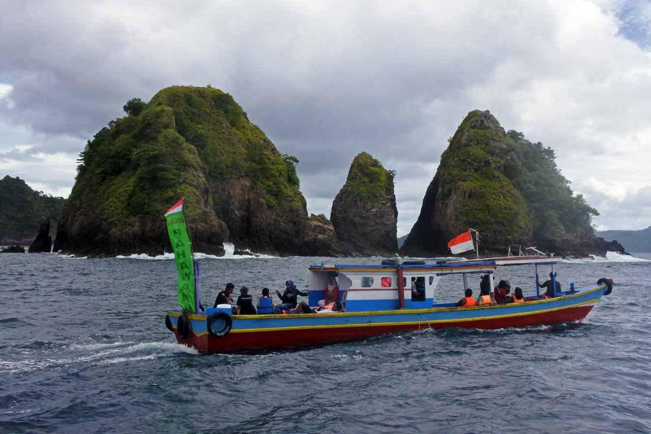 Pulau Wayang - Punduh Pidada - kelilinglampung - Yopie Pangkey
