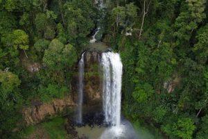 Air Terjun Semantung - Air Terjun Bangkuang - Curup Bangkuang - Lampung Barat - Eka Fendiaspara