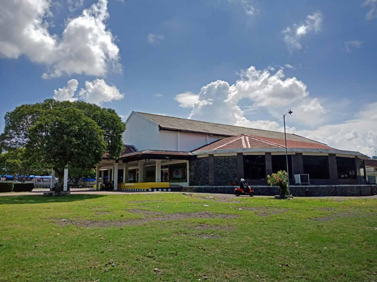 Gedung Wanita Bandar Lampung - kelilinglampungnet