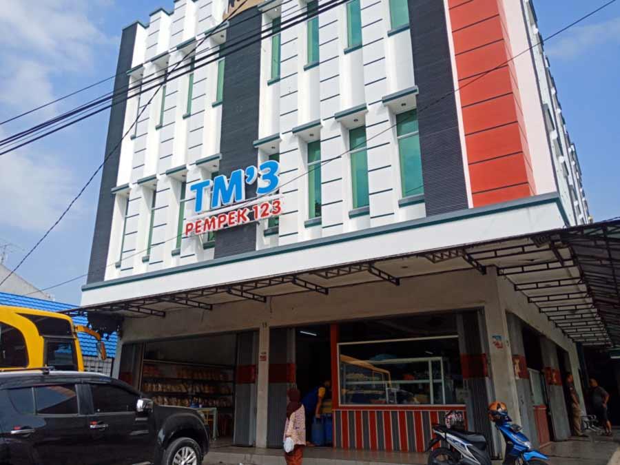 Lokasi alamat pempek 123 - kelilinglampung.net - Yopie Pangkey