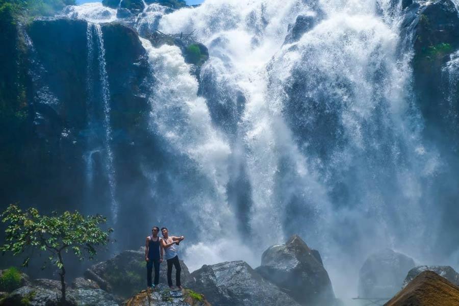 gambar air terjun gangsa - yudivaizol