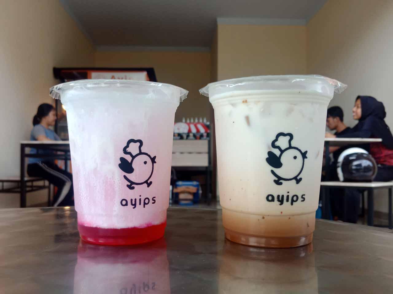 minuman ayips - kelilinglampung - yopiefranz