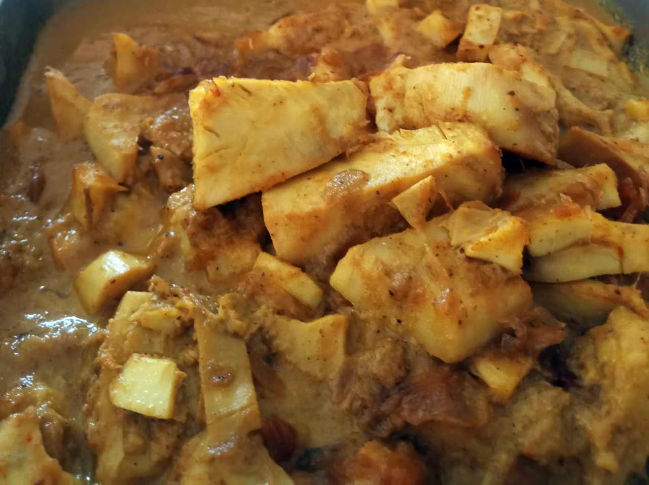 Gulai Kabin - Makanan Khas Lampung - Rumah Makan Cikwo Prasmanan - kelilinglampung.net - Yopie Pangkey - 9