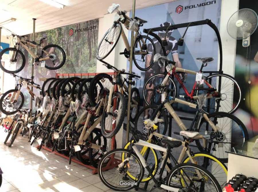 Toko Sepeda di Bandar Lampung - Toko Sumber Sepeda Abadi - Dealer Polygon