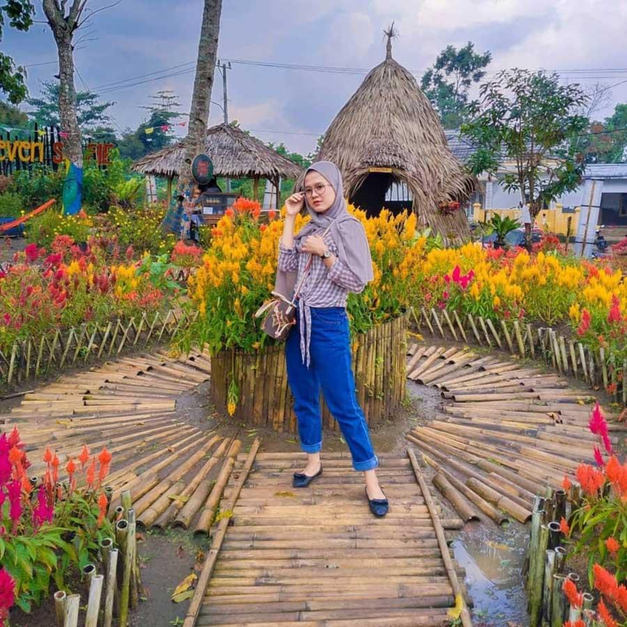 Foto Gambar Taman SevenSelfie Bandar Lampung - siskayuntaa-1595732431539