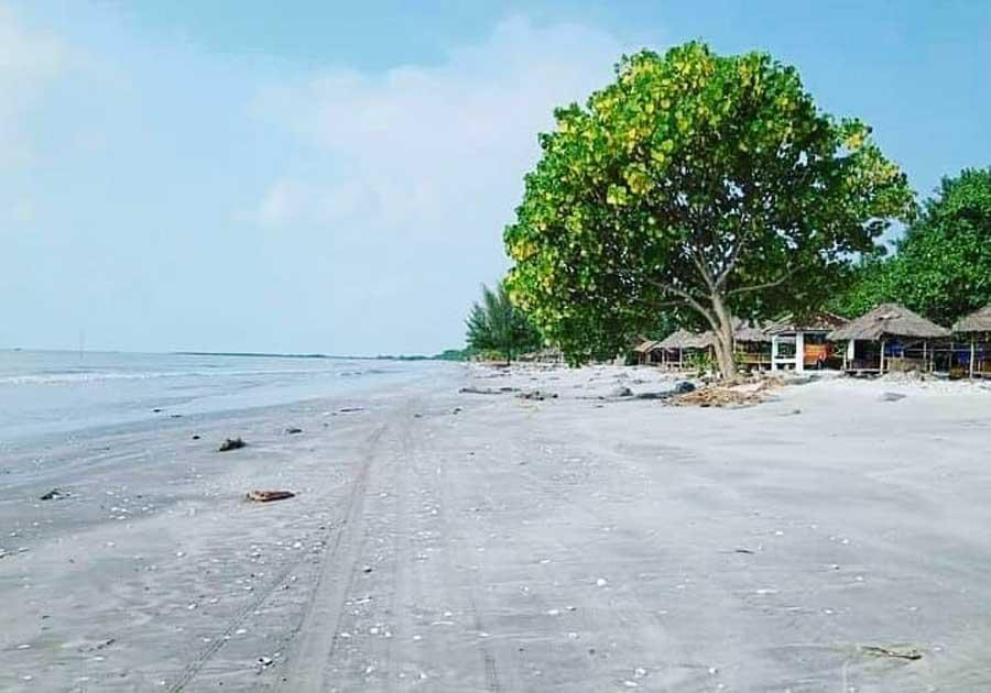 Pantai Kerang Emas - Labuhan Maringgai Lampung Timur - pantaikerangmasofficial