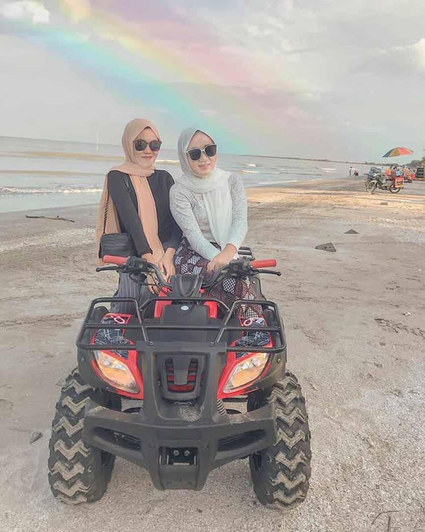 Pantai  di Lampung Timur - pantaikerangmasofficial