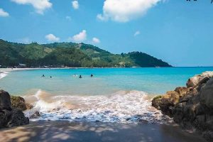 Pantai Minang Rua Lampung Selatan - syamsul_albantani212
