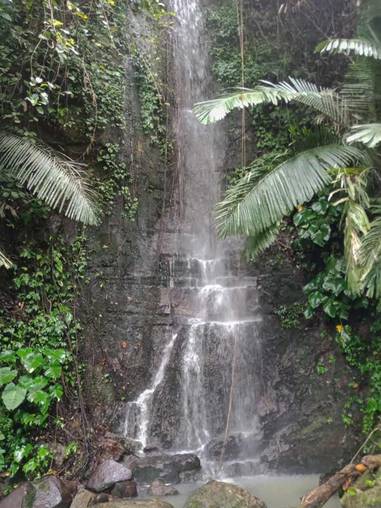 Air Terjun Ulok Putri - Way Biha - kelilinglampung.net - Yopie Pangkey
