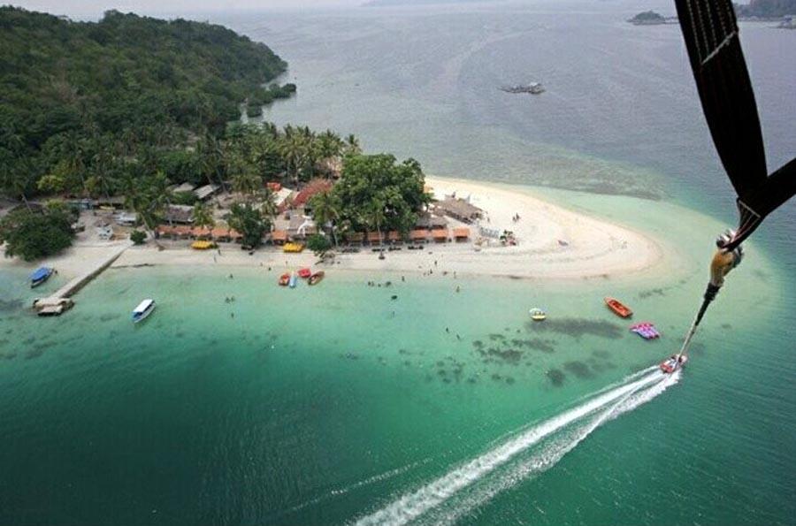 Foto Gambar Pulau Tangkil Resort Pesawaran Lampung - ferdiawed-1609403844231