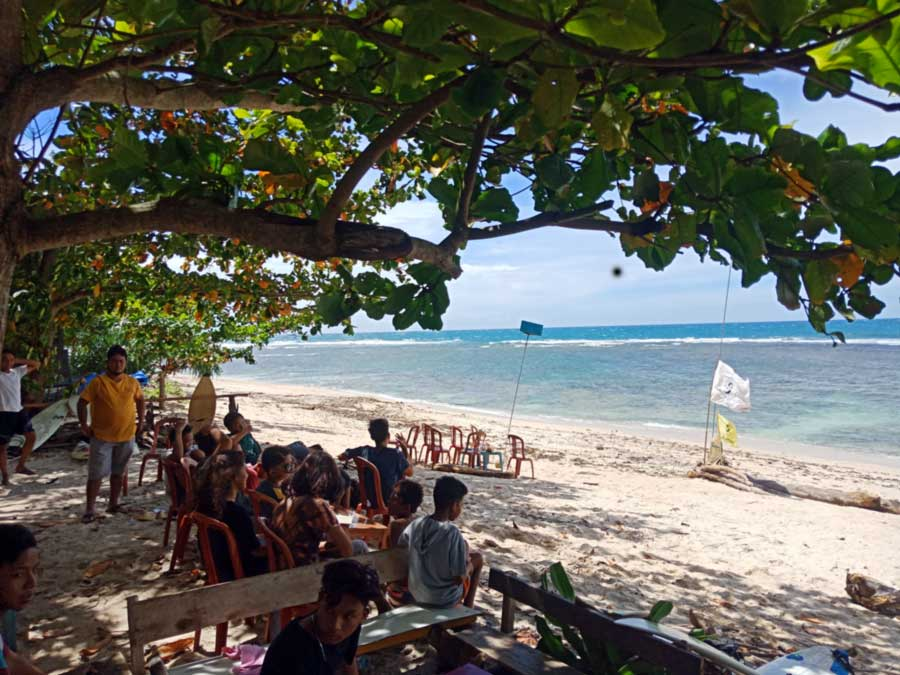 Labuhan Jukung Beach - Krui Pesisir Barat - kelilinglampung.net - Yopie Pangkey - 6