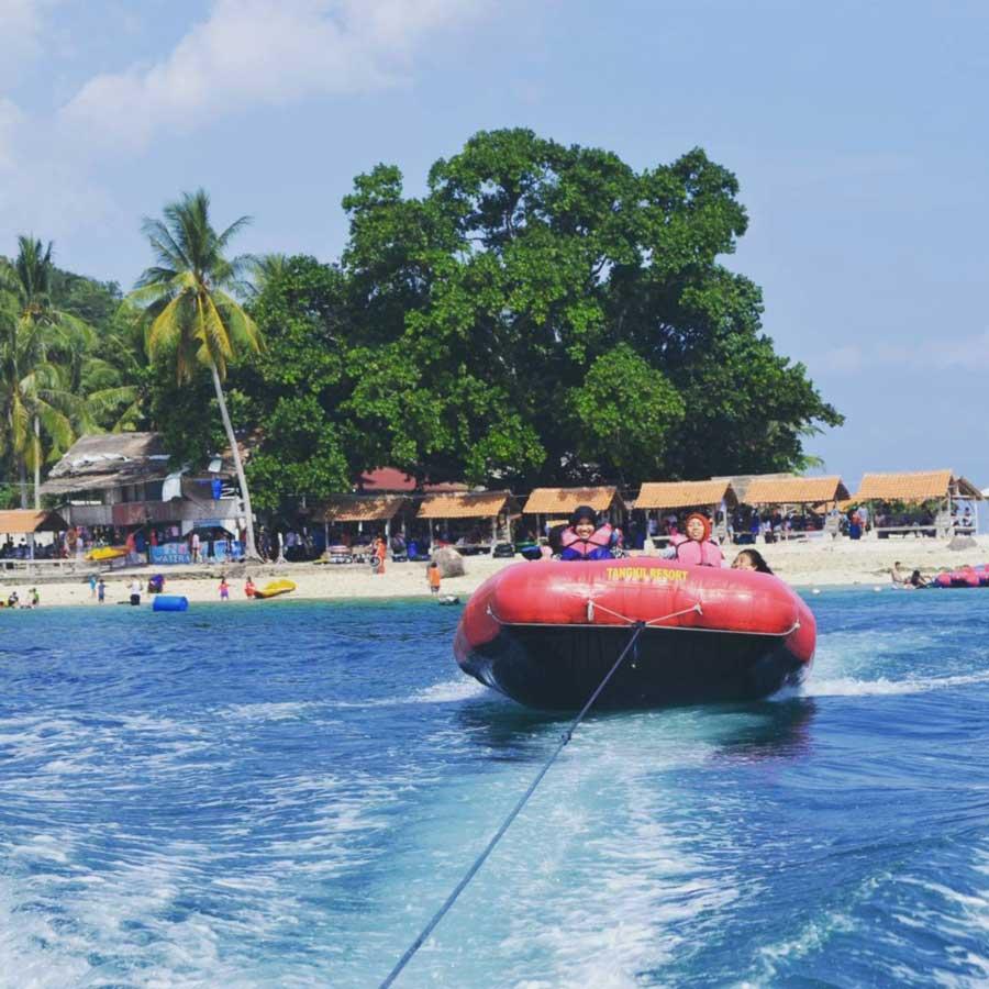 Pulau Tangkil Resort Pesawaran Lampung - renatagaluh-1609403547818