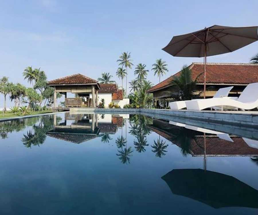 The Mandiri Beach Club - villa di krui - @themandiribeachclub