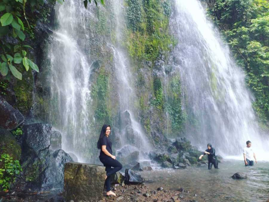 Air Terjun Anglo Kaliawi Gunungrejo Pesawaran Lampung - chyntiamerlianti-16098456648302