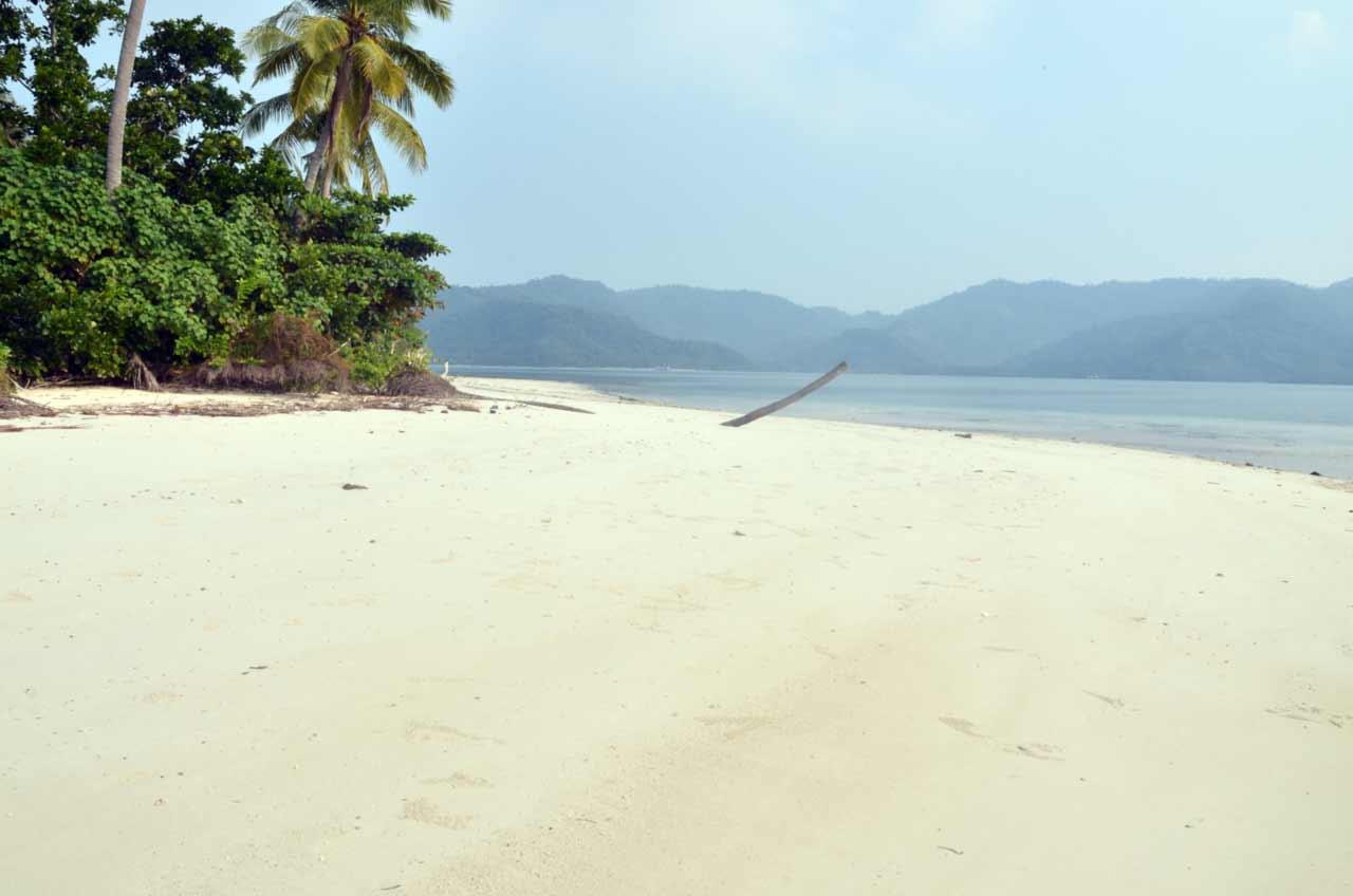 Foto Gambar Pulau Balak Lok Lunik Pesawaran - kelilinglampung.net - Yopie Pangkey - 3