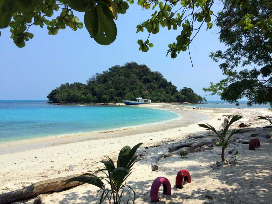 Foto Gambar Pulau Mengkudu Lampung Selatan - kelilinglampung.net - Yopie Pangkey - 8