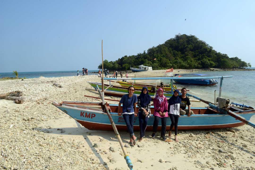 Lokasi Pulau Mengkudu Lampung Selatan - kelilinglampung.net - Yopie Pangkey - 4