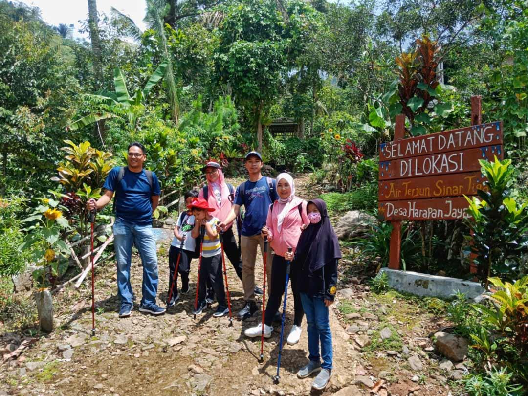Paket Tour Wisata Desa Harapan Jaya Way Ratai Pesawaran - kelilinglampung.net - 6