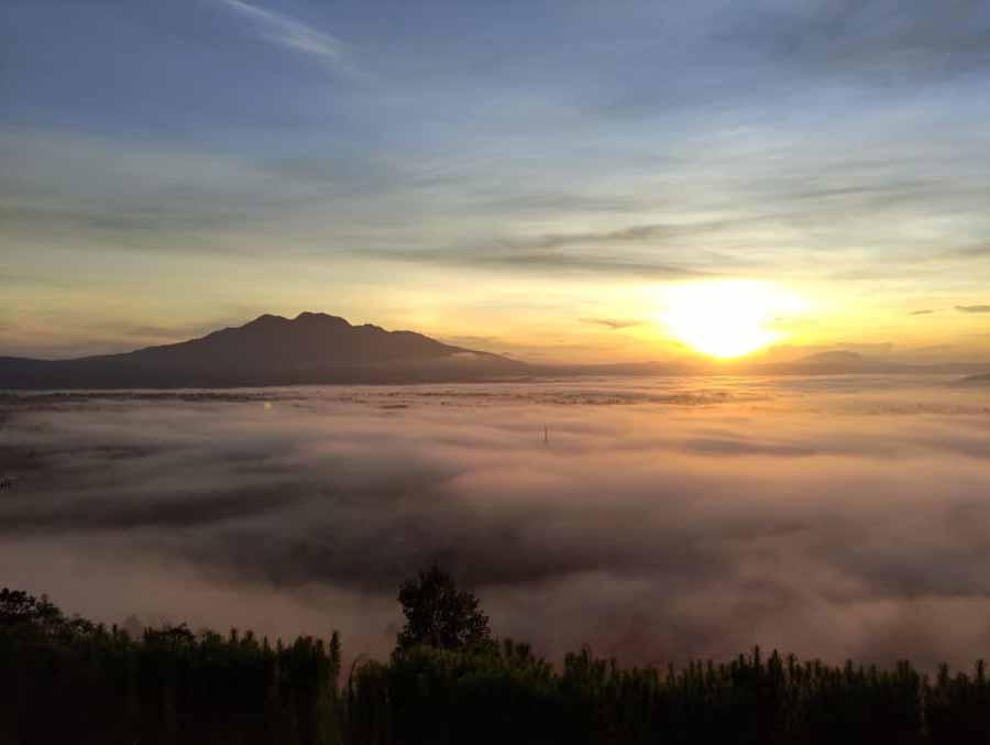 Foto Gambar Sunrise Point Limau Kunci - Liwa Lampung Barat - Eka Fendiaspara - 4